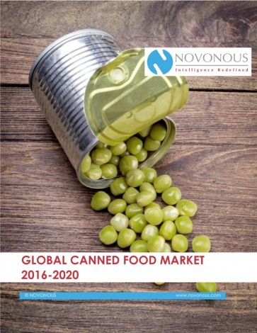 Global Canned Food Market 2016-2020