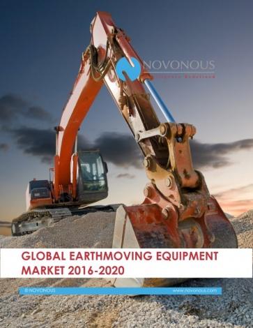 Global Earthmoving Equipment Market 2016-2020