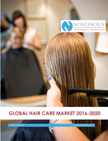 Global Hair Care Market 2016-2020