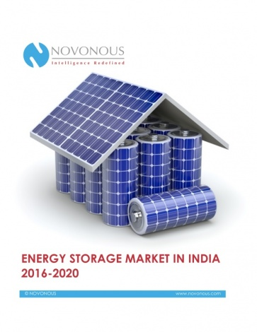 Energy Storage System Market in India 2016 - 2020