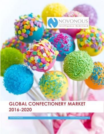Global Confectionery Market 2016 - 2020