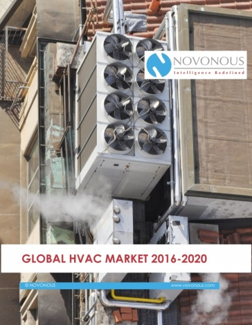 Global HVAC Market by (Equipment, Applications and Regions) 2016 -2020
