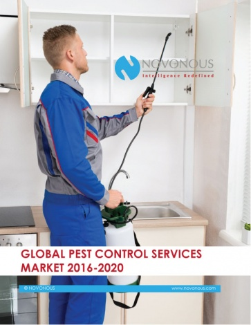 Global Pest Control Services Market 2016 - 2020
