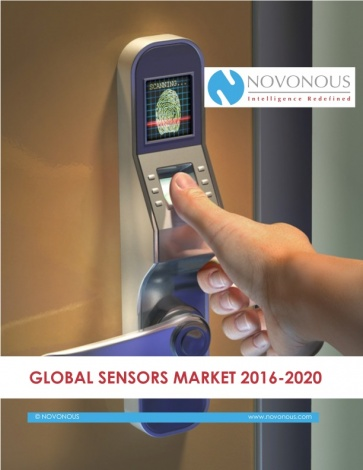 Global Sensors Market (By Product, Industry and Geography) 2016-2020