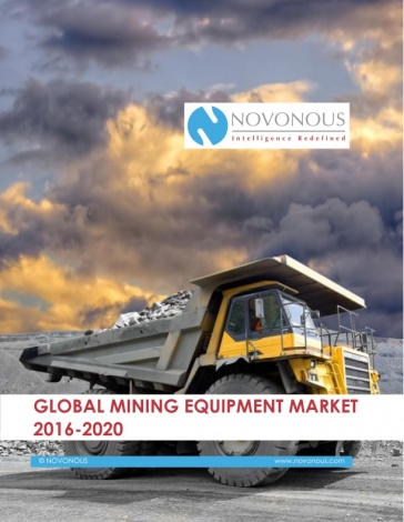 Global Mining Equipment Market 2016-2020