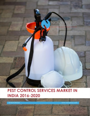 Pest Control Services Market in India 2016 - 2020